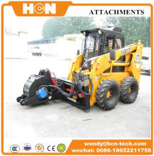 HCN 0206 series wheel loader mini asphalt road milling cold planer