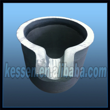 [KESSEN CERAMIC] aluminum melting graphite crucibles/silicon carbide crucible