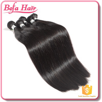 full cuticles free tangle free shedding,Double weft,Befa 100% virgin Cambodian straight hair