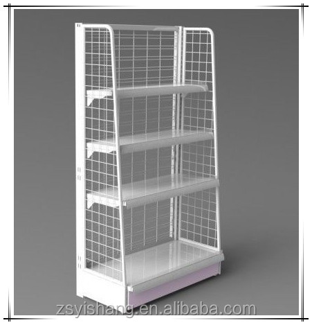 Hot sell free standing store fixtures with Yishang