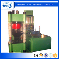Y83-3150 Low cost hydraulic scrap cast gray iron charcoal briquette press (CE High Quality)