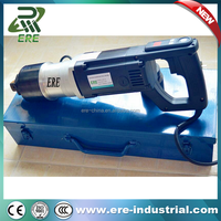 Electric earth auger post hole digger