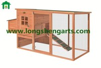 Large size wooden chicken House