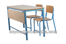 cheap School furniture/education furniture/school desk and chair