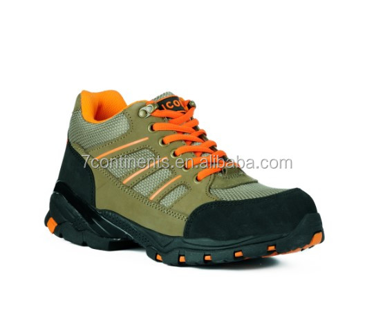 Low cut safety shoes comfortable working boots