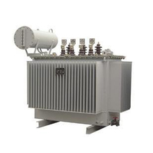 China 110kv three-phase oil-immersed power distribution transformer