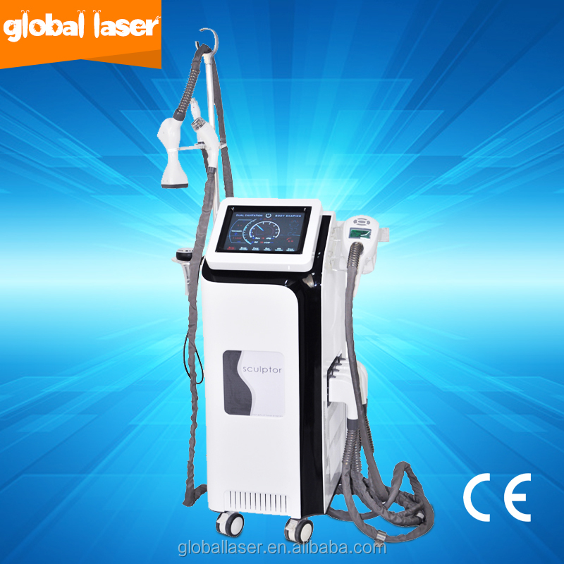 Velashape Vacuum roller Cavitation RF/weight loss ultrasonic cavitation machine