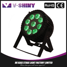 180W Green color high power led par stage lighting