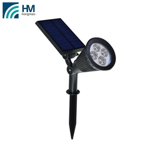 4 LED Solar Power Motion Sensor Garden Lamp IP44 Waterproof Level Solar Powered Wall Light