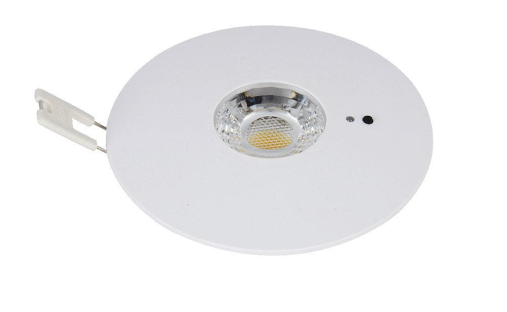 Ceiling mounted round led emergency spitfire light buy emergency ufo5w ufo5w aloadofball Gallery