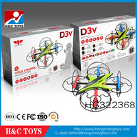 Wholesale price quadcopter 2.4g remote control helicopter 4ch mini rc drone HC322368