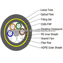 GYHTY Fiber Optic Cable 6,12,24 cores