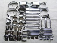 Electroplated parts