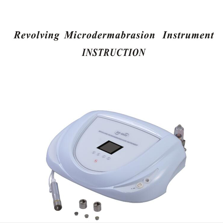 skin care instrument microdermabration wrinkle remover machine
