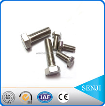 Hot selling a2 70 stainless steel bolts with low price