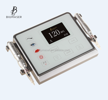 CE Qualified Biomaser Permanent Makeup Machine Professional Eyebrow Tattoo Micropigmentation Machine