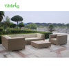 Outdoor Big Corner Wicker Sofa Lounge