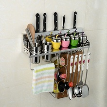 2014 China Storage Holders & Racks Wall Knife Rest Kitchen Stainless Steel Shelving