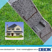 OBON high quality building materials sip structurally insulation metal panels