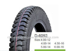 DONGYUE Chinese tire! HOT ! Chinese heavy duty tricycle/ three wheel tyre