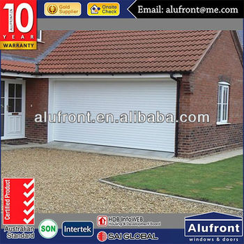 Windproof Automatic rolling Doors and Windows/Aluminum roller shutter