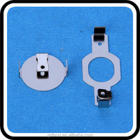 High precision Custom Electrical coin cell Battery contacts and fuse clips