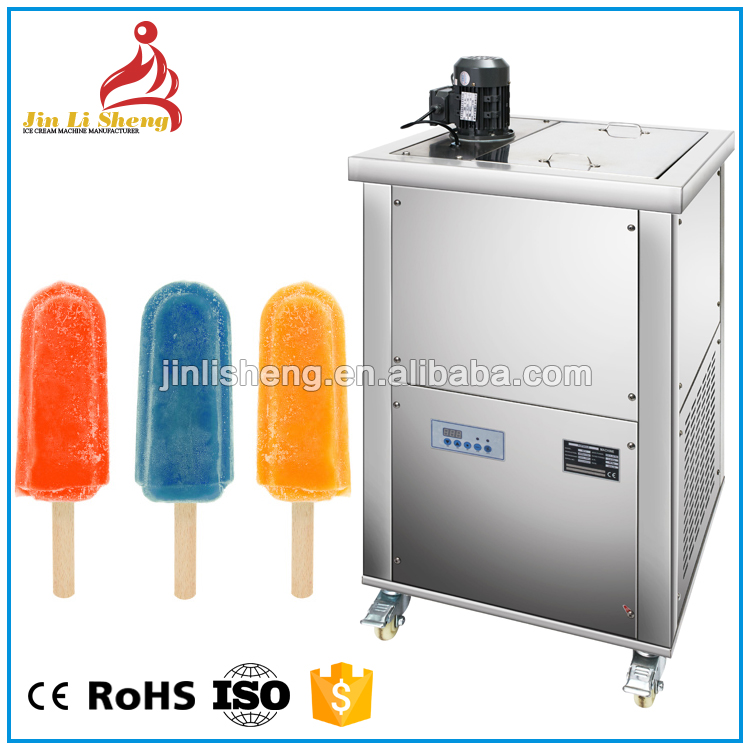 Bp-1 Commercial Frozen Ice Lolly Maker Machine With 1 Popsicle Mould