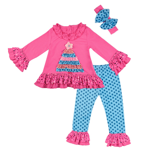 2018 cheap wholesale clothes children clothing overseas USA Children Clothing