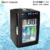 table top glass door mini fridge semiconductor refrigerator mobile home fridge freezer