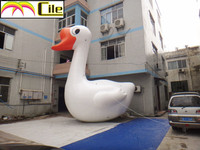 CILE 2015 Newest Customized Inflatable Duck model (Advertising,Promotions,Simulator,Event)