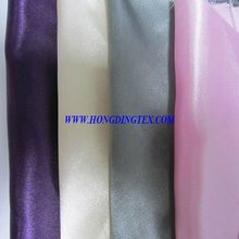 wholesale satin fabric color chart manufacture