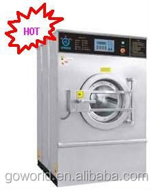 Garment washer dryer 10KG Steam Heating Commercial Washer Machine