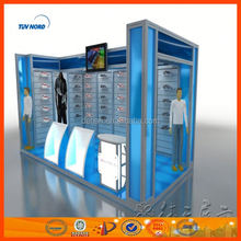 Hire exhibition booth design and building services in Shanghai,China