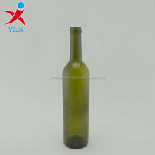750ml glass wine bottles