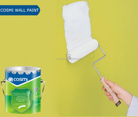 Waterprooof Exterior Latex Wall Paint