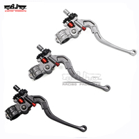 BJ-LS-018 Pit Dirt Bike Aluminum Left 22mm 7/8 Inch Handlebar Clutch Lever