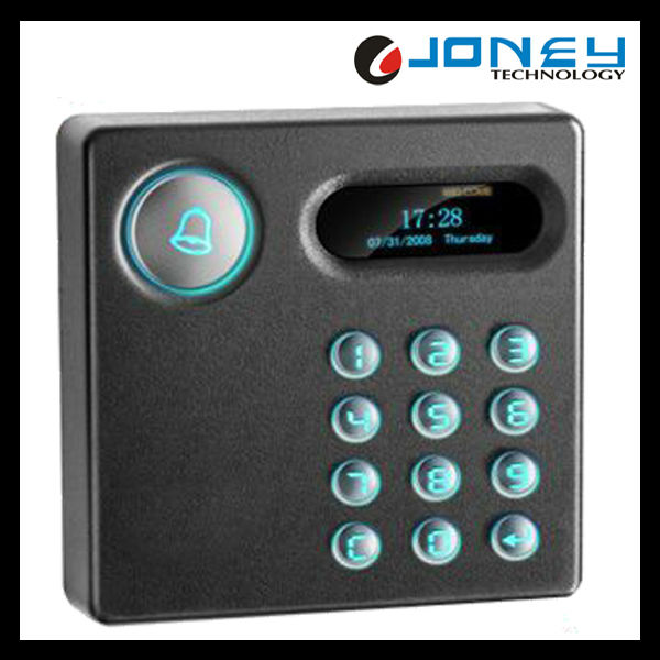 TCP/IP Keypad Access Control and Proximity Card Time Attendance