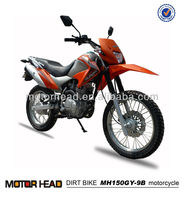 Dirt Bike MH150GY-9B New Brozz Model Motorcycle,Motocicleta De La Suciedad Motorcycle