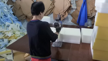 Cotton Cutting