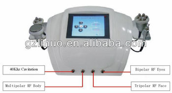factory price!!skin rejuvenation rf cavitation cavitation/ultrasound therapy