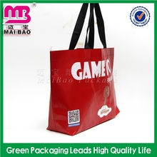 various color for choice ultrasonic non woven shopping bag
