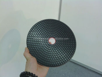 10 inch diamond floor renovator tool polishing pad sanding disc