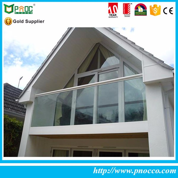 Good quality stainless steel handrail , glass pool fence gate hinges
