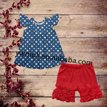2017 moli new designs july 4th national day clothing china suppliers kids clothing