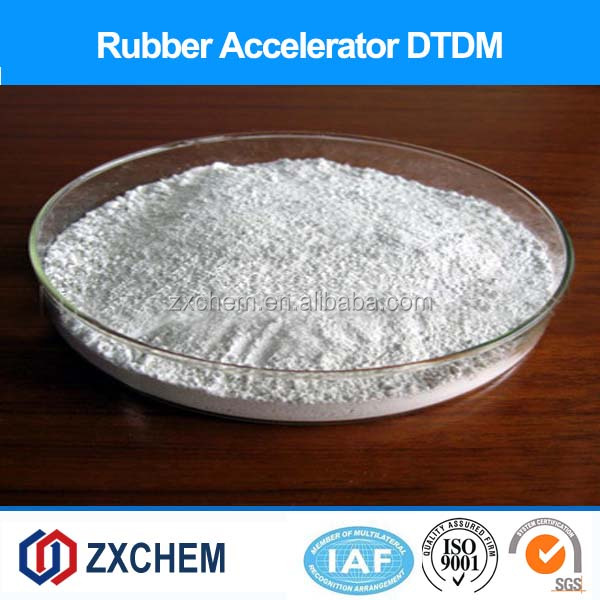 DTDM rubber chemical accelerator, Rubber Additive DTDM, Rubber Vulcanising Agent DTDM