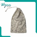 Most loved by the buyer promotional drawstring cotton bag with cord