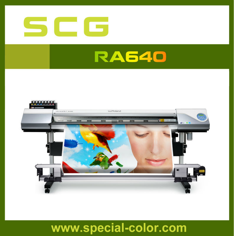Solvent Professional roland digital printer versaart ra-640