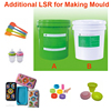 liquid silicone rubber to make mold silicone rubber price mould making silicone rubber