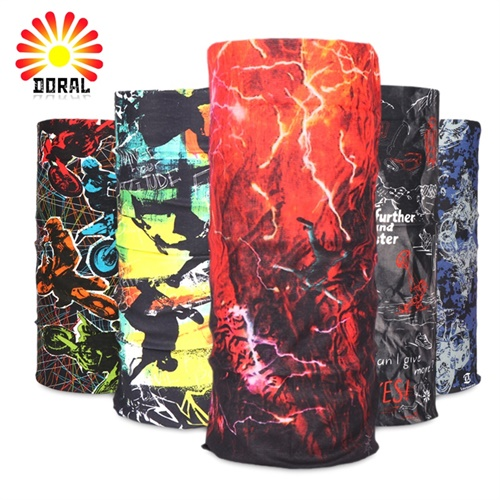 2017 Cheap Thousands of Design In Stock Multi-purpose Custom Stylish Tubular Bandana