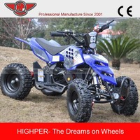 2014 Realible Cheap Price Gas 49cc Mini ATV Quads for Kids with CE(electric optional)